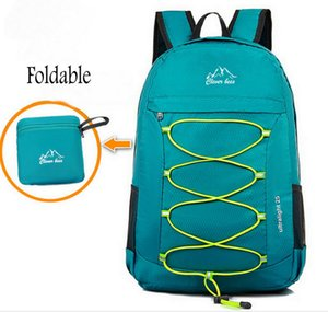 Multipurpose Outdoor Sports Backpack Foldable Camping Bag Hiking Rucksacks Travel Backpack Waterproof