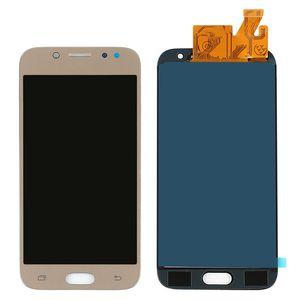 Samsung Galaxy J5 Pro için 2017 J530 J530F Ayarlamak Arka Işık LCD Ekran Dokunmatik Ekran Digitizer Meclisi