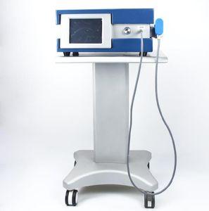 Traitement de la douleur shockwave machinw Acoustique Wave Therapy Cellulite Enlèvement Soulagement de la douleur Radial Shock Wave Minceur Machine