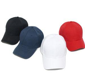 2018 En Gros Classique Coton Casquette De Baseball Chapeau Chapeau Pour Hommes Femmes Réglable Plaine Cap Polo Style Hip-Hop Snapback Sun Chapeaux Q9R6Y677IK
