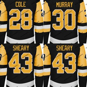 Saison 2017-18 Jersey 28 Ian Cole 30 Matt Murray 43 Conor Sheary Avec 50 ans 100 ans 2017 Coupe Stanley Final Champions