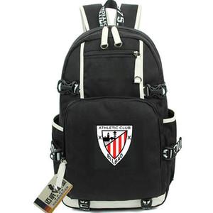 운동 daypack Bilbao 배낭 1898 축구 클럽 학교 가방 축구 packsack 컴퓨터 배낭 스포츠 schoolbag 야외 데이 팩