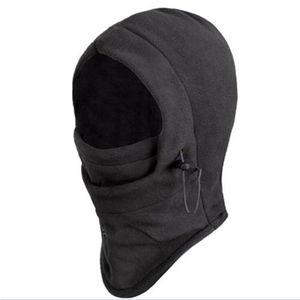 Головные уборы зима велосипед шеи велосипед шапки шарф ветрозащитный теплая маска мотоцикл велосипед Face Shield пылезащитный Coldproof Маска шлем
