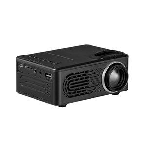 휴대용 RD-814 LED 미니 새로운 320 극장 240 홈 지원 Proyector 프로젝터 x 1080p vs YG300 프로젝터 UKMBL