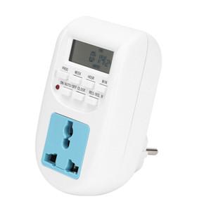 AMW AMWEU 플러그 새로운 에너지 절약 타이머 프로그래밍 가능한 전자 타이머 소켓 가정용 디지털 타이머 가정용 기기