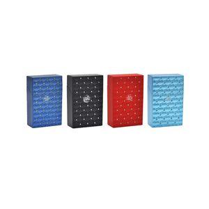 Étui à cigarettes de secours Mode couverture en plastique 87mm * 55mm * 22MM cigarettes régulières Porte-plastique dur Boîte à Tabac