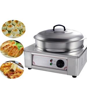Qihang топ коммерческих настольных электрических выпечки Пан блин машина бытовой блин делая машину жареные пельмени печь