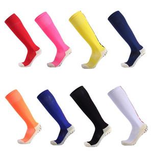 Professional Sports Football Socks Non-slip Breathable Elastics Running Basketball Sock Knee high Compression Long Soccer Socks