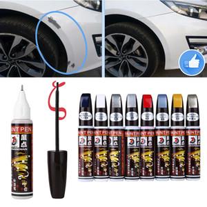2Pcs Универсальный Авто Coat Paint Pen Touch Up Царапины Очистить Ремонт Remover Удалить инструмент Car-Styling 13 цветов