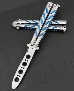 Grossista BM40 blu allenamento classico Coltello a Farfalla Coltello da tasca pieghevole non coltello a lama affilata strumento coltello da campeggio regalo spedizione gratuita
