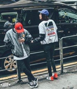 Giacca da ovest Kanye Ma1 Bomber Giacca Pilota Giacche Moda Uomo Da Baseball Uniforme Giacche Hip Hop Sport Suit Suit Parka Designer Giacca Mens Cappotto