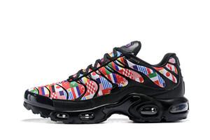 Internationale Flagge NIC QS 95 Schuhe Laufschuhe AO5117-100 Männer Frauen Sneakers Designer W Cup Limited Plus Tn Schuhe Größe us5.5-us12 mit Box