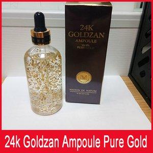 New Skinature 24k Goldzan Ampoule Gold Tagescremes Moisturizer Gold-Essenz Makeup Primer 100ml des DHL-freie