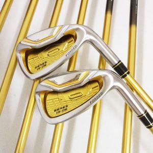 New Golf ferros HONMA S-06 4 estrelas ferros clubes 4-11. AW, Sw clubes de Golfe grafite Golf eixo R ou S flex Frete grátis