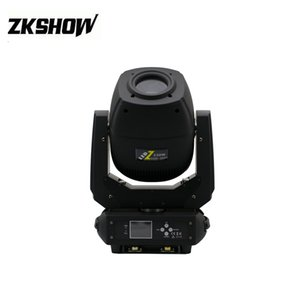 80% Off Luces Discoteca 230W LED Moving Head Spot With Zoom Night Club Lights DMX DJ Disco Party Wedding Stage Lighting Effect Project