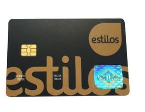 Muestra gratis de MDCC1039 ISO 7816 Siemens Smart SLE 4428 chip de tarjeta de contacto