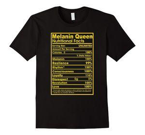 Футболка с надписью «African Nutritional Facts» Мужская модная мужская футболка с коротким рукавом