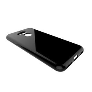 1.3mm Engrosamiento Estuche a prueba de golpes para General Mobile GM8 ZTE Blade V9 Huawei Honor 7A Pro Disfrute 8E Y6 2018 Funda de gel suave de TPU Cubierta trasera transparente