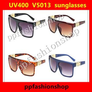 Мода Wild Metal очки Роскошные солнцезащитные очки Мужчины Женщины Brand Cолнцезащитные очки УФ-защитные очки с оригинальной коробке свободный корабль