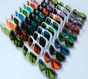 Alta Qualidade Laser Óculos de Proteção 635nm 808nm óculos de comprimento de onda de laser vermelho óculos de proteção US absorvente de laser de comprimento de onda específico