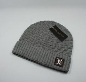 모자 고품질의 고급 패션 레저 Beanies 솔리드 힙합 스냅 Slouch Skullies 보닛 비니 연인을위한 크리스마스 선물 Hat 160