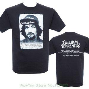 Suicidal Tendencies - Charlie - Offizielles lizenziertes T-Shirt - S M L Xl 2xl Mode Neue Ankunft Einfach