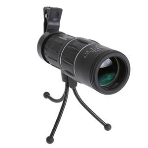 Телескоп монокуляр 16x52 двойной фокус монокуляр телескоп/монокуляр сфера для спорта на открытом воздухе туризм бинокль горячий продавать