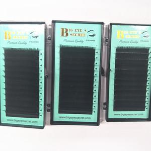 Seashine new chegou venda quente cílios individuais extensão super macia cílios vison logotipo personalizado beleza ferramentas de maquiagem frete grátis