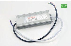 IP67 WaterProof 홍수 조명 전원 공급 장치 어댑터 10W 20W 30W 50W 100W LED COB 칩 조명 변압기 투광 조명 드라이버