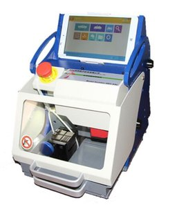 자동 자물쇠 도구 SEC-E9z CNC 자동 키 절단 기계 다 언어