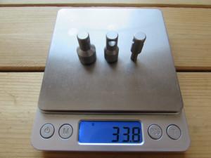 Custom CNC lavorato fai da te MT Whaleshark Marfione Maxrix DOC Delta viti in acciaio inox Strumenti Cacciavite chiave EDC