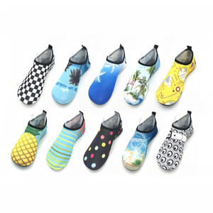 New 11 Styles Men and Women's Barefoot Quick-Dry Water Shoes Home Shoes Sock shoes for Swim Beach Pool Home