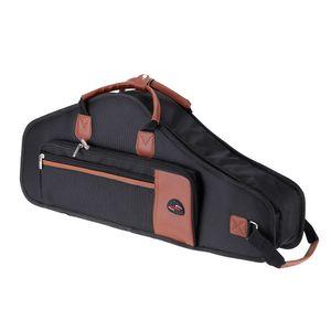 Padded Fabrics Sax Soft Case Adjustable Shoulder Straps Pocket for Alto