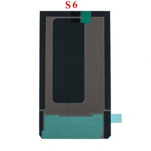 100 pcs oem parte traseira do ecrã lcd adesivo adesivo peça de reposição para samsung galaxy s4 s5 s6 borda s7 borda s7 s7