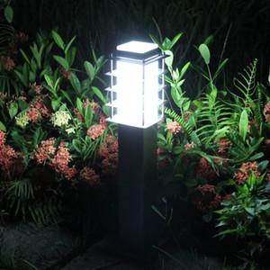 110V 220V 12V 24V حديقة المناظر الطبيعية المرجة حديقة المقاوم للصدأ في الهواء الطلق في الحديقة حديقة مربع آخر عمود مربط الحبال ضوء مصباح LLFA