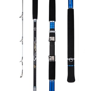 Alta Qualidade Isca Vara 1.8 / 2.1 / 2.4 / 2.7 M Rode / Vara De Pesca Do Barco Alta Carbono Fundição Superhard / Spinning Power Rod Equipamento De Pesca