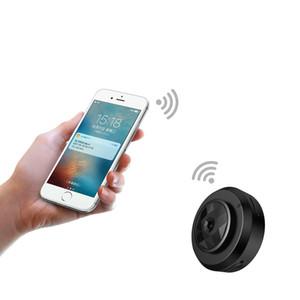 Cookycam C6 Micro WIFI Mini cámara HD 720P con aplicación de teléfono inteligente Night Vision Home Security Video Cam Camcorder