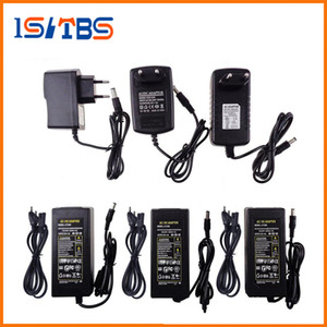 Fonte de alimentação de comutação LED 110-240 V AC DC 12 V 2A 3A 4A 5A 6A 7A 8A 10A 24 w 120 w Levou luz de Tira 5050 3528 transformador adaptador para tiras de led