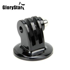 Glorystar para GoPro Acessórios Mini Monopod tripé caso titular adaptador de montagem para Go Pro Hero 5 4 3 + SJ4000 Xiaomi yi Camera