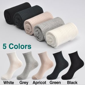 10 Pairs  Lot Women Cotton Socks Brand New 5 Colors Comfortable Breathable Durable High Quality Fashion Style Female Sock withote box