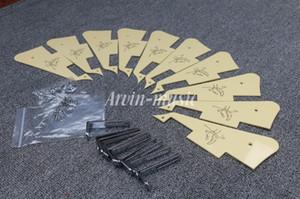 brinkley custom shop 10 pcs Jimmy Page signature electric guitar pickguard free shipping