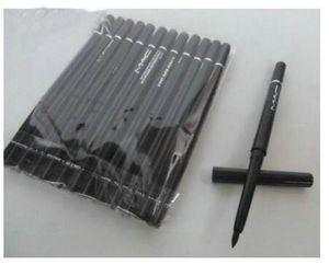 무료 배송! 새로운 눈 EYELINER PENCIL 방수 BLACK 아이섀도 아이 라이너 2 IN 1 연필 (12 개 / 로트)