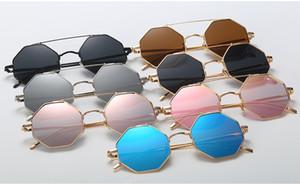 2018 New Men And Women Sunglasses Woman Fashion Major Suit Sun glasses Glasses