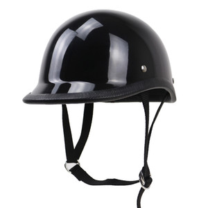 Extremely Light weight Vintage Helmet Fiberglass Shell free style Novelty helmet Japan style No more Mushroon Head