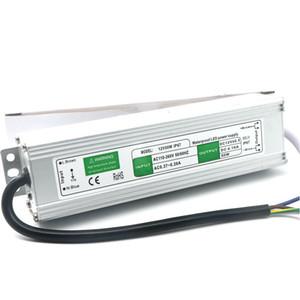 Edison2011 DC 12V 4A 50W 방수 IP67 전자 LED 스트립 드라이버 변압기 전원 공급 장치 무료 배송