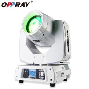 FeiPeng Lighting السكن الأبيض 260W 9R Sharpy light Doule Prism + Rainbow Beam Moving Head light