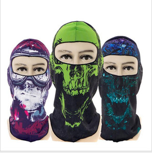CS косплей призрак черепа маски анфас Маска мотоцикл байкер Балаклава дыхание пылезащитный ветрозащитный 3d череп маска лыжи спорт cap маски