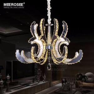 현대 샹들리에 조명기구 다이아몬드 크리스탈 주도 펜던트 조명 키트 침실 조명 램프 Lamparas 드 수첩 Colgante MODERNA