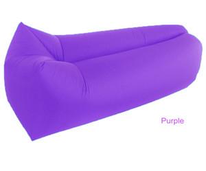 Quadratische faule Luft Sofa Outdoor Park Party schnell aufblasbare Lazybag Hangout Camping Schlafsack Liege Bett Beach Rest Stuhl Zelt