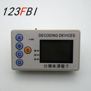 315MHZ 330MHz 430MHz 433MHz Automotive Clonación de Soporte Remoto de lectura remota de frecuencia de personalización función de modificación
